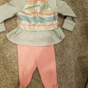 Cat and Jack 18 month outfit